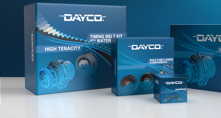 "Dayco: the new line of packaging is ""online"" - The new visual identity of Dayco plays a fundamental role in the global industrial process"