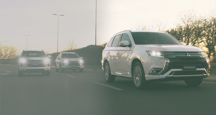 Mitsubishi Latest SUV Range's Ad | Kube Libre - The future of SUVs by those who wrote its history