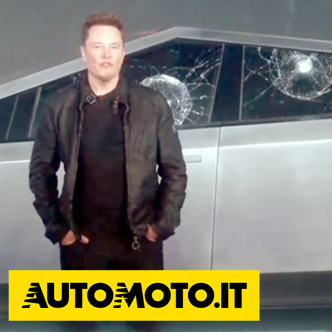 AUTOMOTO.IT: Elon Musk: it's all the fault of Turin's uncle