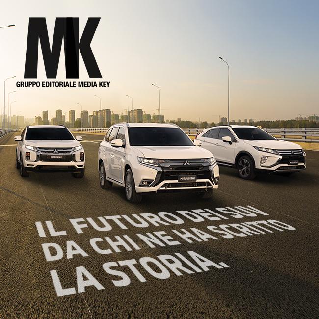 Kube Libre firma la campagna adv della nuova gamma SUV per Mitsubishi Motors Italia