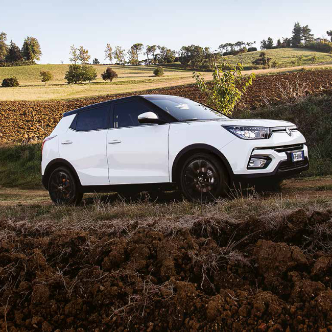 SsangYong brings Tivoli on TV with Kube Libre